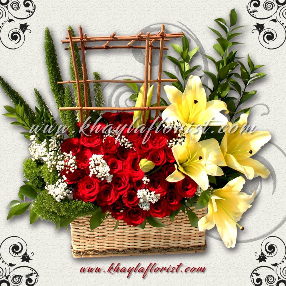Toko Bunga Poris Pelawad Indah Tangerang